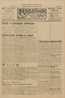 Robotnik : centralny organ P.P.S. R.38, nr 304 (5 września 1932) = nr 5097 (po konfiskacie nakład drugi)
