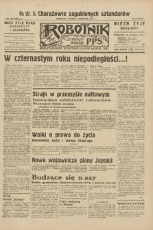 Robotnik : centralny organ P.P.S. R.38, nr 305 (6 września 1932) = nr 5098