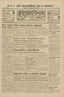 Robotnik : centralny organ P.P.S. R.38, nr 327 (22 września 1932) = nr 5030