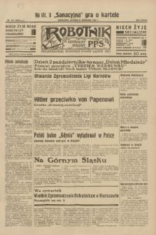 Robotnik : centralny organ P.P.S. R.38, nr 332 (27 września 1932) = nr 5035