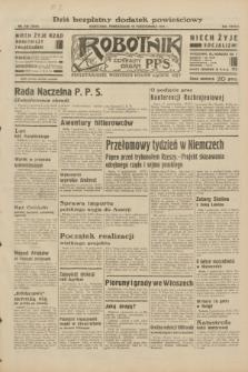 Robotnik : centralny organ P.P.S. R.38, nr 346 (10 października 1932) = nr 5049
