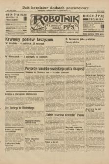 Robotnik : centralny organ P.P.S. R.38, nr 355 (17 października 1932) = nr 5058