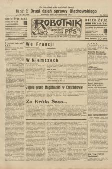 Robotnik : centralny organ P.P.S. R.38, nr 366 (26 paźdzeirnika 1932) = nr 5069 (po konfiskacie nakład drugi)