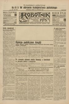 Robotnik : centralny organ P.P.S. R.38, nr 402 (25 listopada 1932) = nr 5105