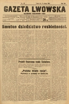 Gazeta Lwowska. 1933, nr39