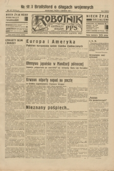Robotnik : centralny organ P.P.S. R.38, nr 411 (2 grudnia 1932) = nr 5114