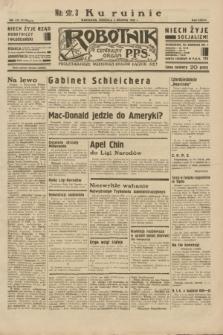 Robotnik : centralny organ P.P.S. R.38, nr 413 (4 grudnia 1932) = nr 5116