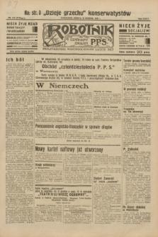 Robotnik : centralny organ P.P.S. R.38, nr 419 (10 grudnia 1932) = nr 5122