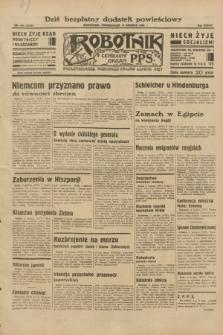 Robotnik : centralny organ P.P.S. R.38, nr 421 (12 grudnia 1932) = nr 5124