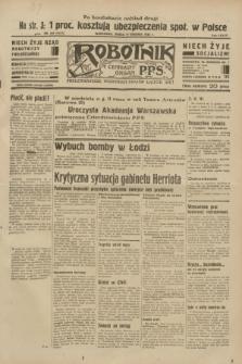 Robotnik : centralny organ P.P.S. R.38, nr 424 (14 grudnia 1932) = nr 5127 (po konfiskacie nakład drugi)