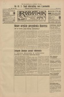 Robotnik : centralny organ P.P.S. R.38, nr 433 (21 grudnia 1932) = nr 5136 (po konfiskacie nakład drugi)