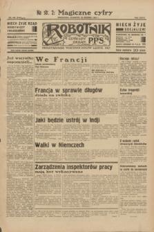 Robotnik : centralny organ P.P.S. R.38, nr 440 (29 grudnia 1932) = nr 5143