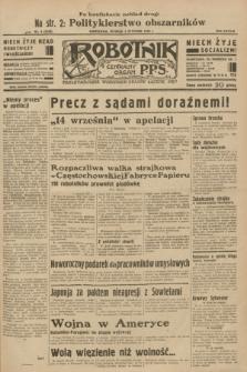 Robotnik : centralny organ P.P.S. R.38 [i.e.39], nr 4 (3 stycznia 1933) = nr 5150 (po konfiskacie nakład drugi)
