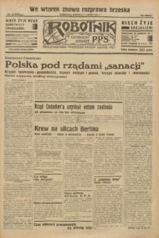 Robotnik : centralny organ P.P.S. R.38 [i.e.39], nr 48 (5 lutego 1933) = nr 5192