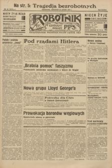 Robotnik : centralny organ P.P.S. R.38 [i.e.39], nr 65 (16 lutego 1933) = nr 5210
