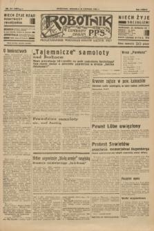 Robotnik : centralny organ P.P.S. R.38 [i.e.39], nr 217 (25 czerwca 1933) = nr 5362