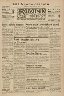Robotnik : centralny organ P.P.S. R.38 [i.e.39], nr 235 (6 lipca 1933) = nr 5379