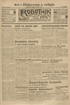 Robotnik : centralny organ P.P.S. R.38 [i.e.39], nr 269 (29 lipca 1933) = nr 5413
