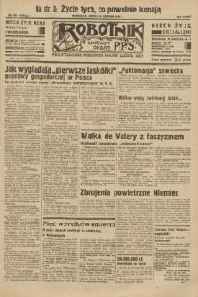 Robotnik : centralny organ P.P.S. R.38 [i.e.39], nr 294 (19 sierpnia 1933) = nr 5438