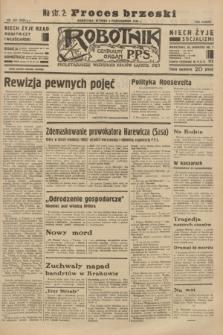 Robotnik : centralny organ P.P.S. R.37 [i.e.39], nr 359 (3 października 1933) = nr 5503
