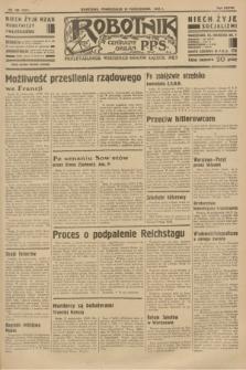 Robotnik : centralny organ P.P.S. R.37 [i.e.39], nr 386 (23 października 1933) = nr 5531