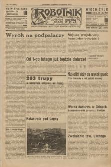 Robotnik : centralny organ P.P.S. R.38 [i.e.39], nr 473 (28 grudnia 1933) = nr 5618