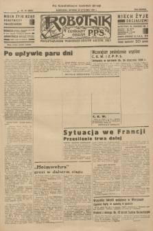 Robotnik : centralny organ P.P.S. R.38 [i.e.40], nr 39 (30 stycznia 1934) = nr 5661 (po konfiskacie nakład drugi)