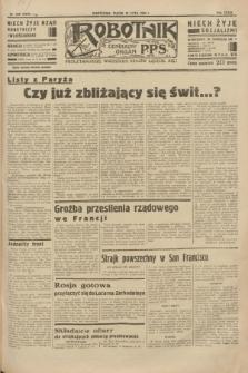 Robotnik : centralny organ P.P.S. R.39 [i.e.40], nr 258 (20 lipca 1934) = nr 5878