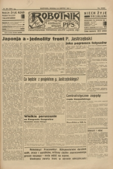 Robotnik : centralny organ P.P.S. R. 39 [i.e.40], nr 305 (26 sierpnia 1934) = nr 5924