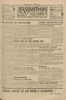 Robotnik : centralny organ P.P.S. R.39 [i.e.40], nr 341 (21 września 1934) = nr 5960