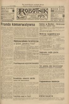 Robotnik : centralny organ P.P.S. R.39 [i.e.40], nr 417 (20 listopada 1934) = nr 6035 (po konfiskacie nakład drugi)