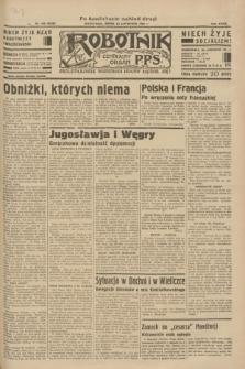Robotnik : centralny organ P.P.S. R.39 [i.e.40], nr 430 (28 listopada 1934) = nr 6048 (po konfiskacie nakład drugi)