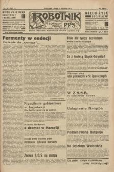 Robotnik : centralny organ P.P.S. R.39 [i.e.40], nr 451 (19 grudnia 1934) = nr 6069