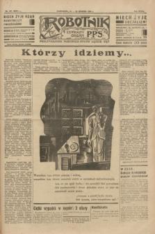 Robotnik : centralny organ P.P.S. R.39 [i.e.40], nr 457 (24/25 grudnia 1934) = nr 6075