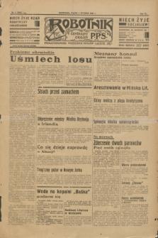 Robotnik : centralny organ P.P.S. R.40 [i.e.41], nr 4 (4 stycznia 1935) = nr 6083