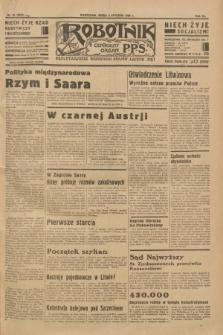 Robotnik : centralny organ P.P.S. R.40 [i.e.41], nr 10 (9 stycznia 1935) = nr 6089