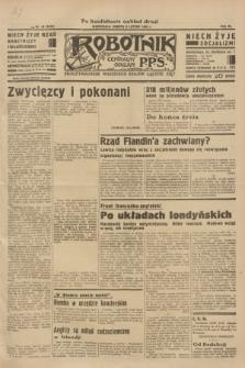 Robotnik : centralny organ P.P.S. R.40 [i.e.41], nr 46 (9 lutego 1935) = nr 6121 (po konfiskacie nakład drugi)