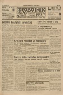 Robotnik : centralny organ P.P.S. R.40 [i.e.41], nr 47 (10 lutego 1935) = nr 6122