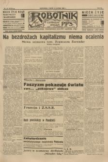 Robotnik : centralny organ P.P.S. R.40 [i.e.41], nr 53 (15 lutego 1935) = nr 6128