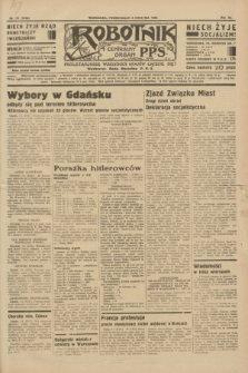 Robotnik : centralny organ P.P.S. R.40 [i.e.41], nr 111 (9 kwietnia 1935) = nr 6186