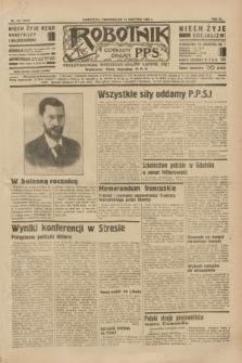 Robotnik : centralny organ P.P.S. R.40 [i.e.41], nr 118 (15 kwietnia 1935) = nr 6193