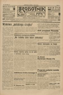 Robotnik : centralny organ P.P.S. R.40 [i.e.41], nr 140 (7 maja 1935) = nr