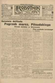 Robotnik : centralny organ P.P.S. R.40 [i.e.41], nr 151 (18 maja 1935) = nr 6226