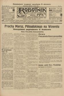 Robotnik : centralny organ P.P.S. R.40 [i.e.41], nr 152 (19 maja 1935) = nr 6227