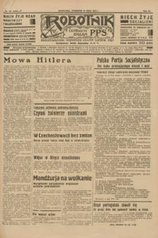 Robotnik : centralny organ P.P.S. R.40 [i.e.41], nr 157 (23 maja 1935) = nr 6233