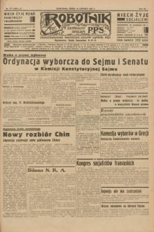 Robotnik : centralny organ P.P.S. R.40 [i.e.41], nr 177 (12 czerwca 1935) = nr 6251