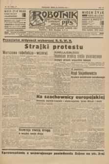 Robotnik : centralny organ P.P.S. R.40 [i.e.41], nr 192 (26 czerwca 1935) = nr 6266