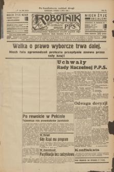 Robotnik : centralny organ P.P.S. R.40 [i.e.41], nr 198 (2 lipca 1935) = nr 6272