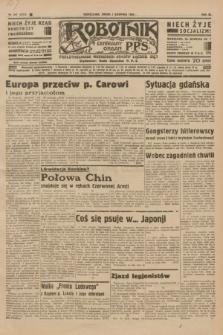 Robotnik : centralny organ P.P.S. R.40 [i.e.41], nr 241 (7 sierpnia 1935) = nr 6313