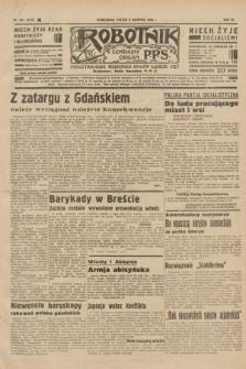 Robotnik : centralny organ P.P.S. R.40 [i.e.41], nr 244 (9 sierpnia 1935) = nr 6316
